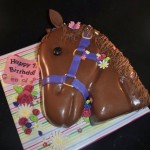 Horse Head Birthday Cake Portland Oregon