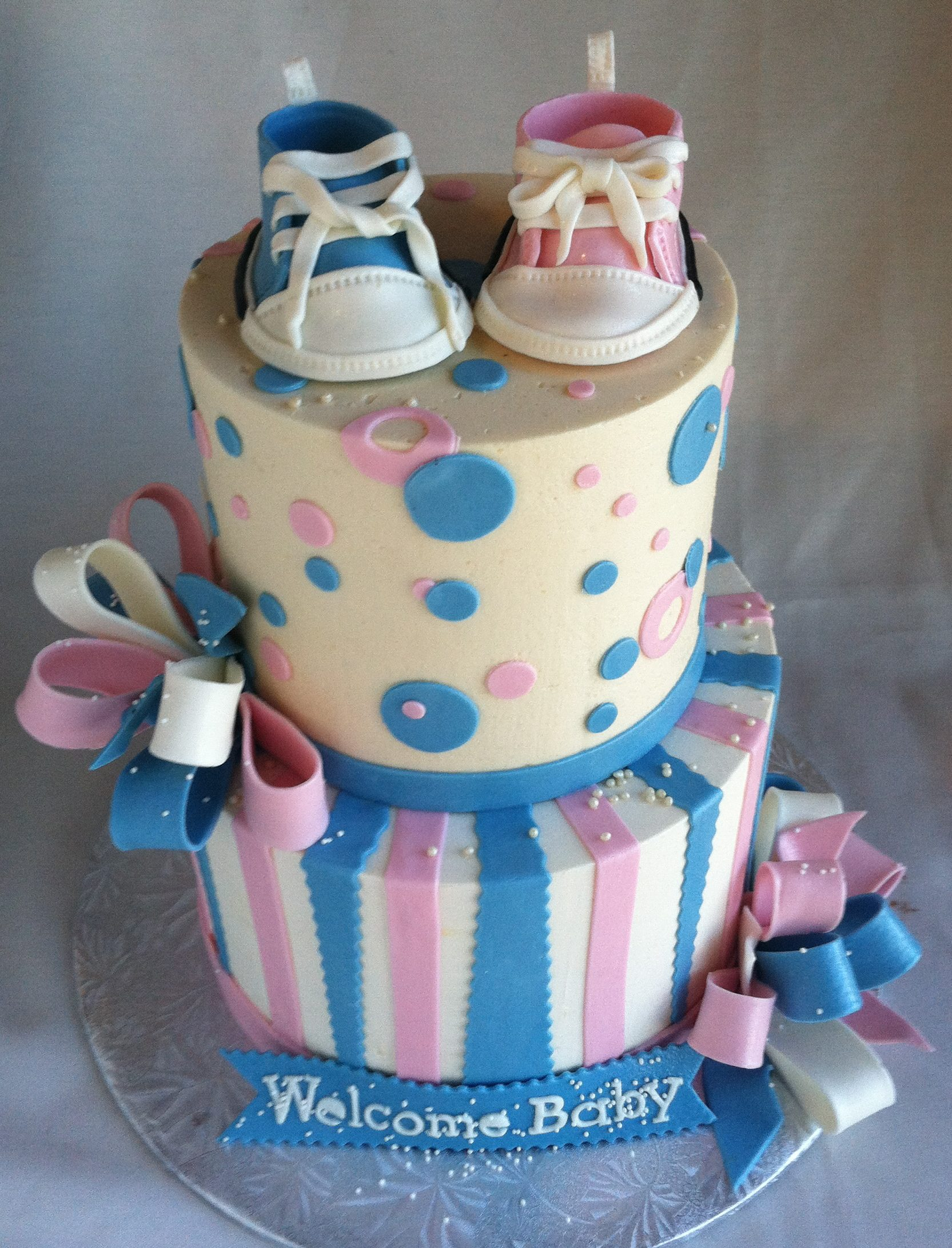 Baby shower cakes portland oregon ~ baby shower cakes laurie clarke portland oregon