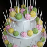Baby Shower Cake Pops Portland Oregon