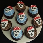 Pirate Cupcakes Boy Birthday Cupcakes
